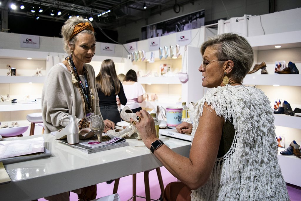 Nordic Bridal Show - Elsa Coloured Shoes