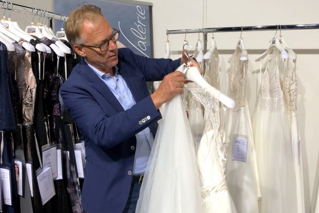 Kleemeier at Nordic Bridal Show